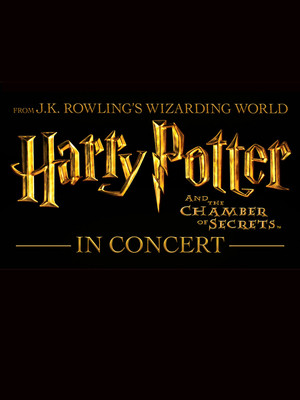 Harry Potter and The Chamber of Secrets in Concert Poster