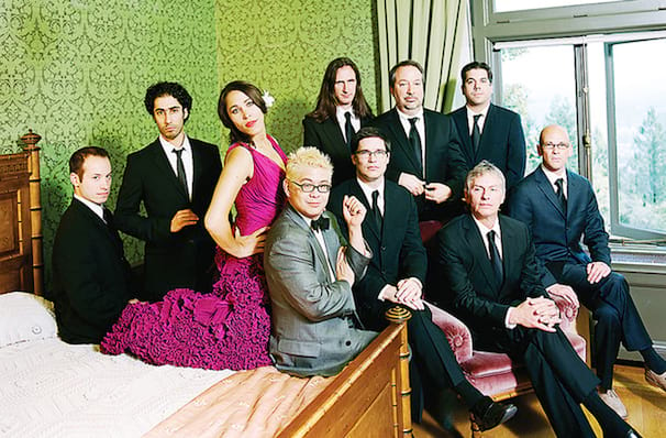 Pink Martini New Years Eve Celebration, Arlene Schnitzer Concert Hall, Portland