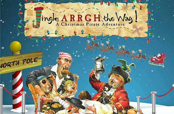 Jingle Arrgh The Way, Woodland Opera House, Sacramento