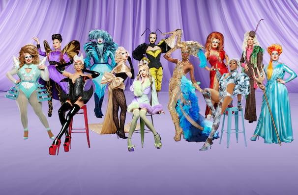 RuPauls Drag Race, Alexandra Theatre, Birmingham