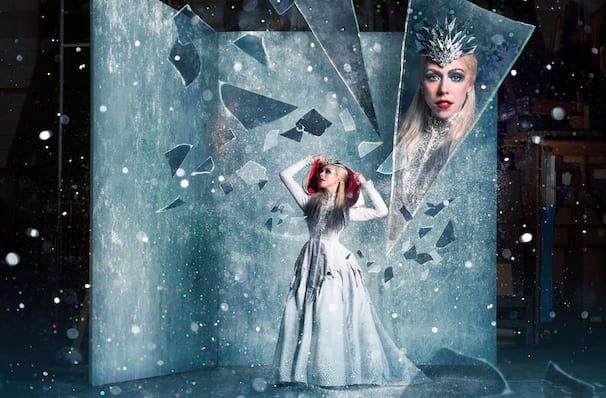 Scottish Ballet The Snow Queen, Glasgow Theatre Royal, Glasgow