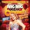 Rag Bag Comedy Cabaret, NAC Fourth Stage, Ottawa