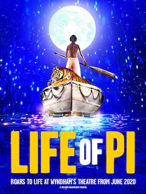 Life of Pi at Wyndhams Theatre