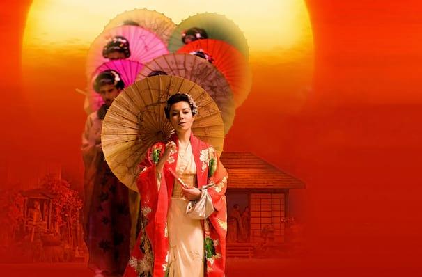 Ellen Kents Madama Butterfly, New Wimbledon Theatre, London