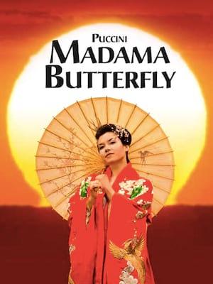 Ellen Kent's Madama Butterfly Poster