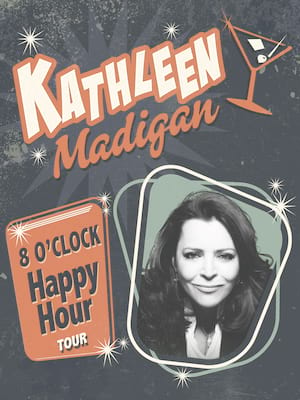 Kathleen Madigan, Lyric Theatre, West Palm Beach
