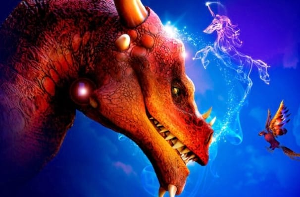 Dragons and Mythical Beats, Open Air Theatre, London