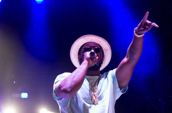 Don't miss Schoolboy Q one night only!