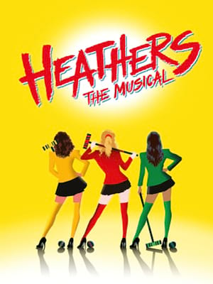 Heathers, Sunderland Empire, Newcastle Upon Tyne