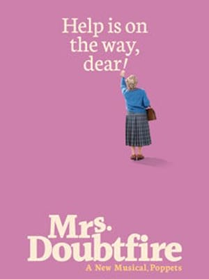 Mrs Doubtfire, Stephen Sondheim Theatre, New York