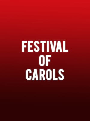 Festival of Carols at Benaroya Hall