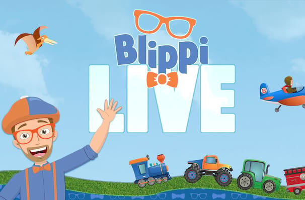 Just one chance to see Blippi