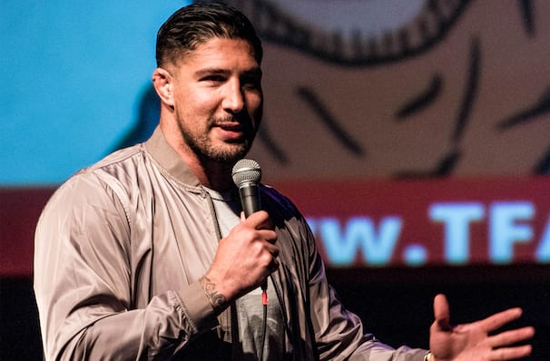 Brendan Schaub, Blue Note Hawaii, Honolulu
