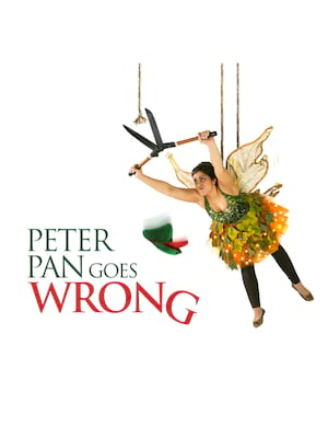 Peter Pan Goes Wrong at Citadel Theatre