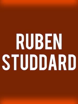 Ruben Studdard Poster