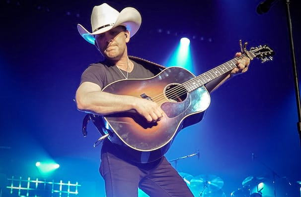 Justin Moore and Tracy Lawrence, Amarillo Civic Center Coliseum, Amarillo