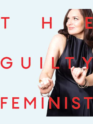 The Guilty Feminist Podcast Poster