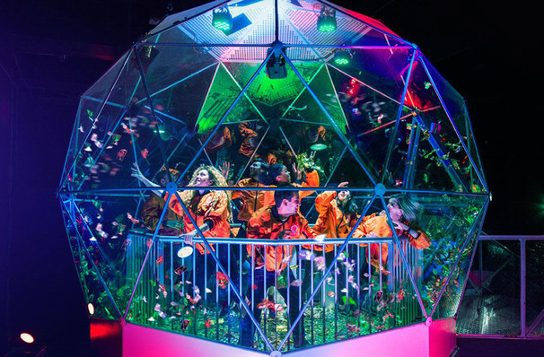 The Crystal Maze Live Experience, The Crystal Maze Studios, Manchester