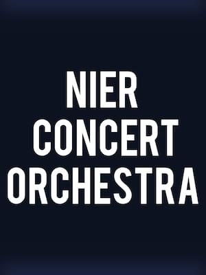 NieR Concert Orchestra Poster