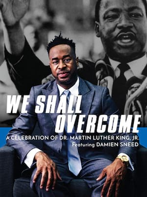 We Shall Overcome, Cullen Theater, Houston