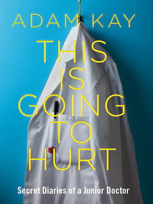 Adam Kay - This Is Going To Hurt Poster