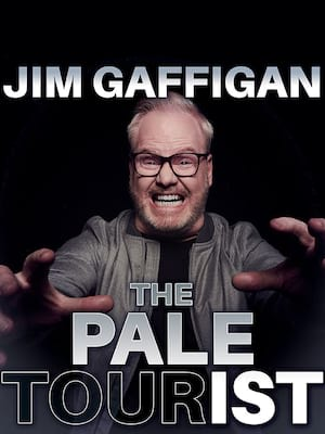 Jim Gaffigan at Charleston Municipal Auditorium
