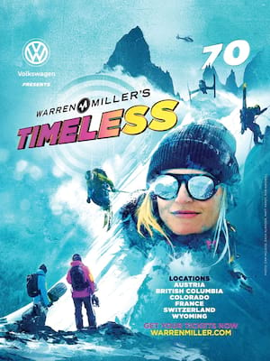 Warren Miller's Timeless at Stanley Theatre