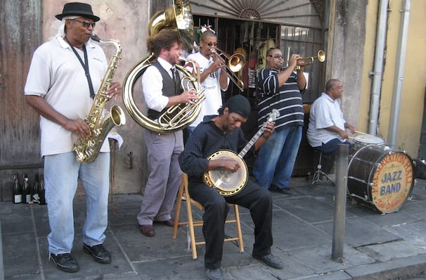 Preservation Hall Jazz Band, Cerritos Center, Los Angeles