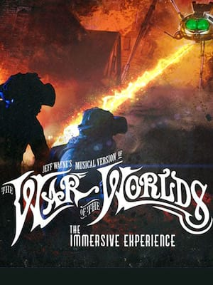 Jeff Wayne's War of The Worlds: The Immersive Experience at 56 Leadenhall Street
