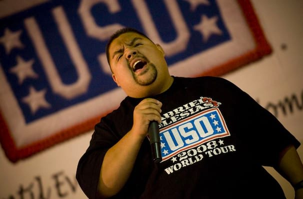 Gabriel Iglesias, Cross Insurance Center, Bangor