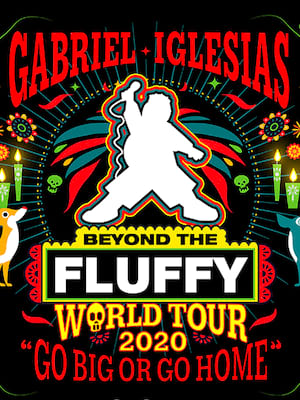 Gabriel Iglesias at Wilbur Theater