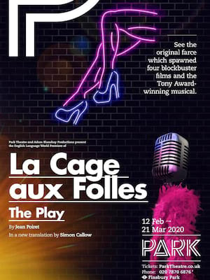 La Cage Aux Follies Poster