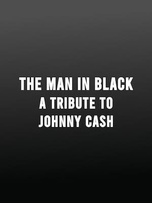 The Man in Black - A Tribute to Johnny Cash at World Cafe Live Upstairs