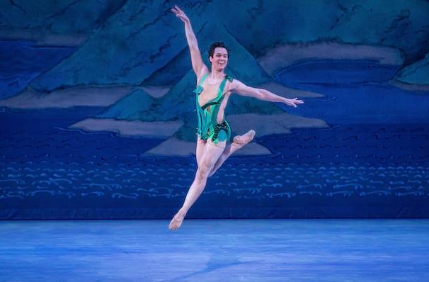 Alberta Ballet Peter Pan, Northern Alberta Jubilee Auditorium, Edmonton