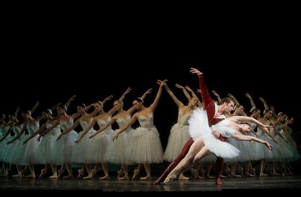 Alberta Ballet Swan Lake, Northern Alberta Jubilee Auditorium, Edmonton