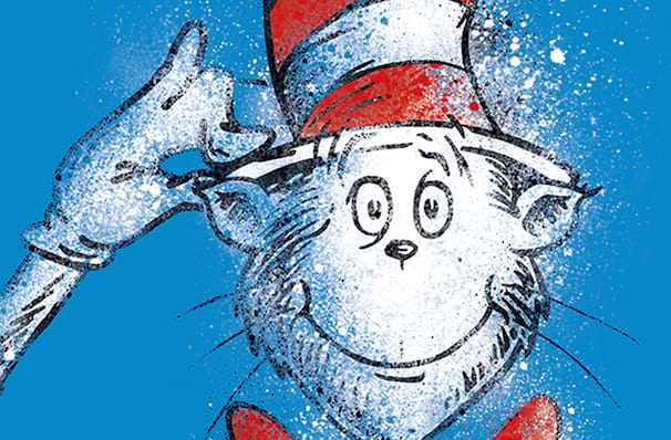 Cat In The Hat hits London
