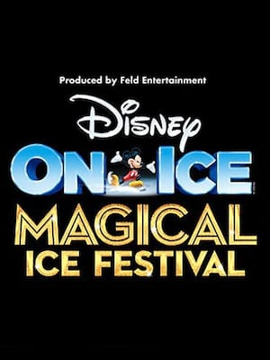 Disney on Ice Presents Magical Ice Festival Poster