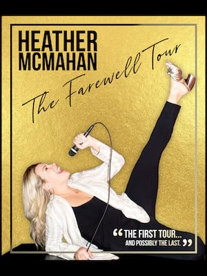 Heather McMahan, Merriam Theater, Philadelphia
