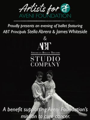 An Evening of Ballet with American Ballet Theatre Stars and Studio Co. Poster