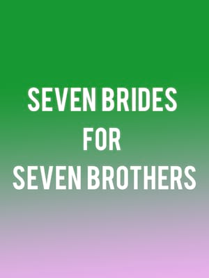 Seven Brides for Seven Brothers at The Muny
