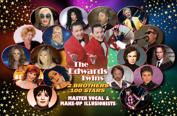 The Edwards Twins: Christmas With The Stars coming to Albany!