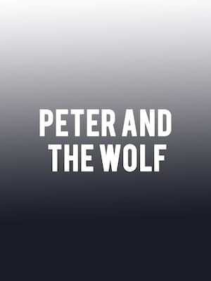 Peter and the Wolf at Davies Symphony Hall