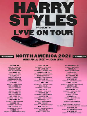 Harry Styles, Pechanga Arena, San Diego