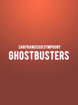 San Francisco Symphony: Ghostbusters - Film at Davies Symphony Hall
