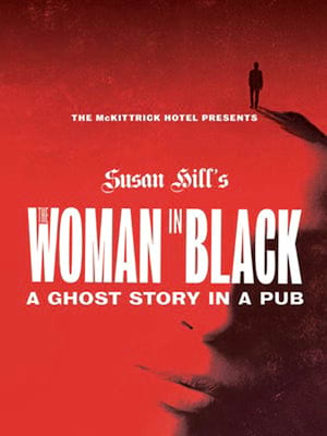 Woman in Black at Mckittrick Hotel