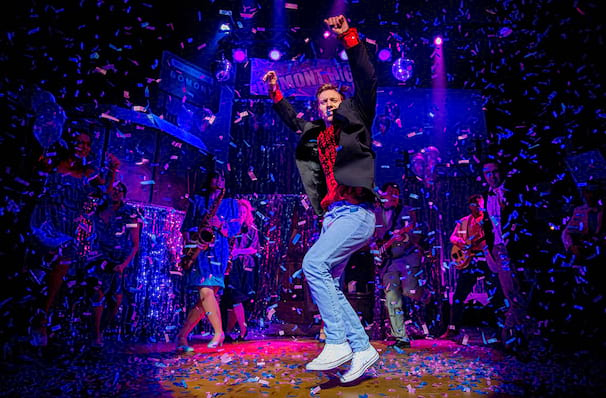 Footloose, Edinburgh Playhouse Theatre, Edinburgh