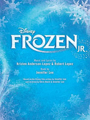 Frozen Jr Poster