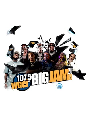 WGCI Big Jam - Migos, DaBaby, Megan Thee Stallion, Wale at United Center