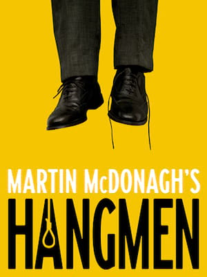 Hangmen at John Golden Theater