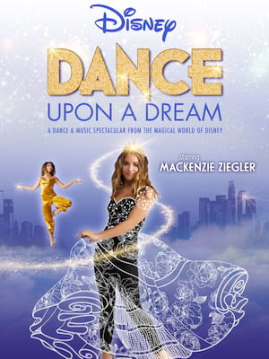 Disney Dance Upon a Dream, Bergen Performing Arts Center, New York